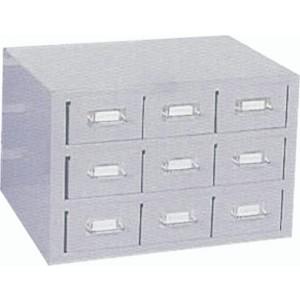 Cassettiera a 9 cassetti lamiera FIAT P
