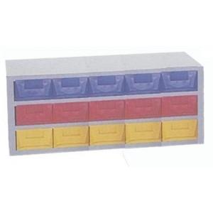 Cassettiera a 15 cassetti plastica P5