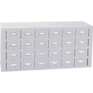Cassettiera a 24 cassetti lamiera FIAT P