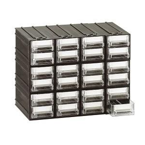 Cassettiere In Plastica Per Minuterie.Cassettiere Per Minuterie In Plastica