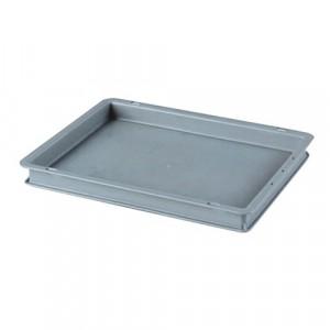 Cassa industriale colore grigio ATX per alimenti  Delta Mec 3