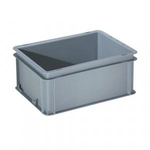 Cassa industriale colore grigio ATX per alimenti  Delta Mec 17