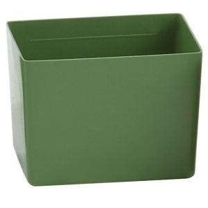 Vaschetta in plastica VERDE mod. F2