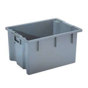 Cassa industriale inseribile colore grigio ATX per alimenti Tau 27