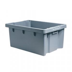 Cassa industriale inseribile colore grigio ATX per alimenti  Tau 40