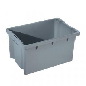 Cassa industriale inseribile colore grigio ATX per alimenti  Tau 50