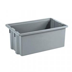 Cassa industriale inseribile colore grigio ATX per alimenti  Tau 70