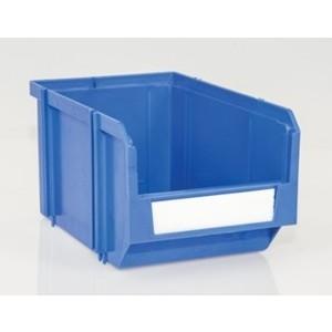 Contenitore componibile a bocca di lupo Unibox 2 da L.108xP.167xH.75