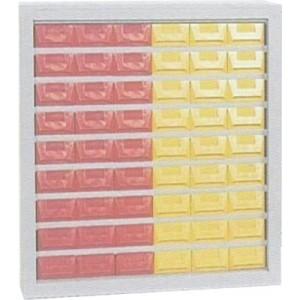 Cassettiera a 54 cassetti plastica P5