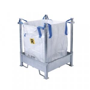 Conteniotre porta Big Bag da 1060x1060xh.1380 - port.Kg.1000 - litri 1000