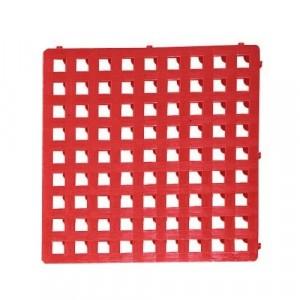 Pedana componibili colore Rosso mod. EPSILON