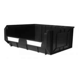 Contenitore a bocca di lupo KEY BOX ECO K4/D Colore NERO