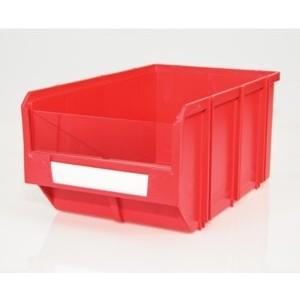 Contenitore componibile a bocca di lupo Unibox 4 da L.213xP.350xH.165