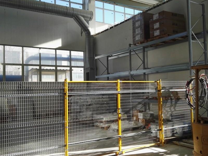 pareti rete divisorie per interno 2