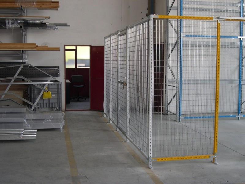 pareti rete divisorie per interno 8