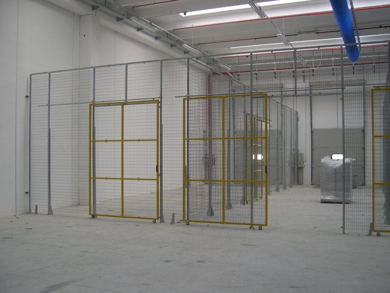 pareti rete divisorie per interno 10