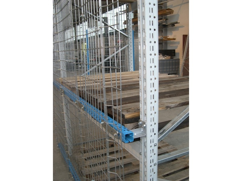 rete di protezione anticaduta per scaffalatura 5