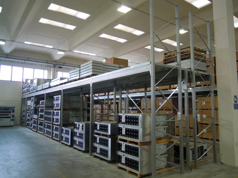 scaffalatura industriale porta pallet 2