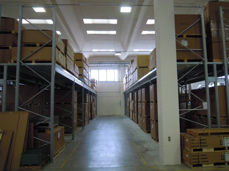 scaffalatura industriale porta pallet 3