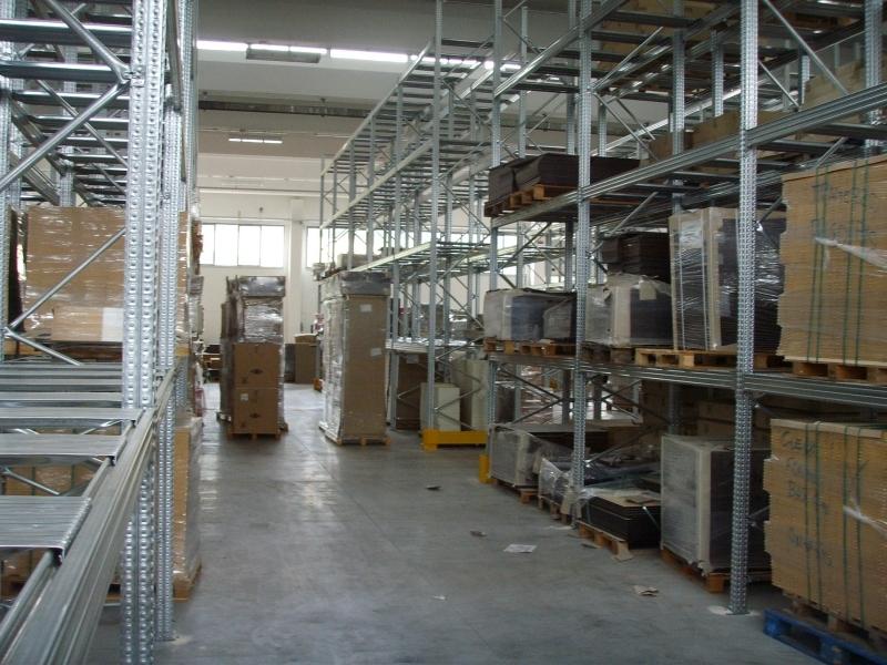 scaffalatura industriale porta pallet 5