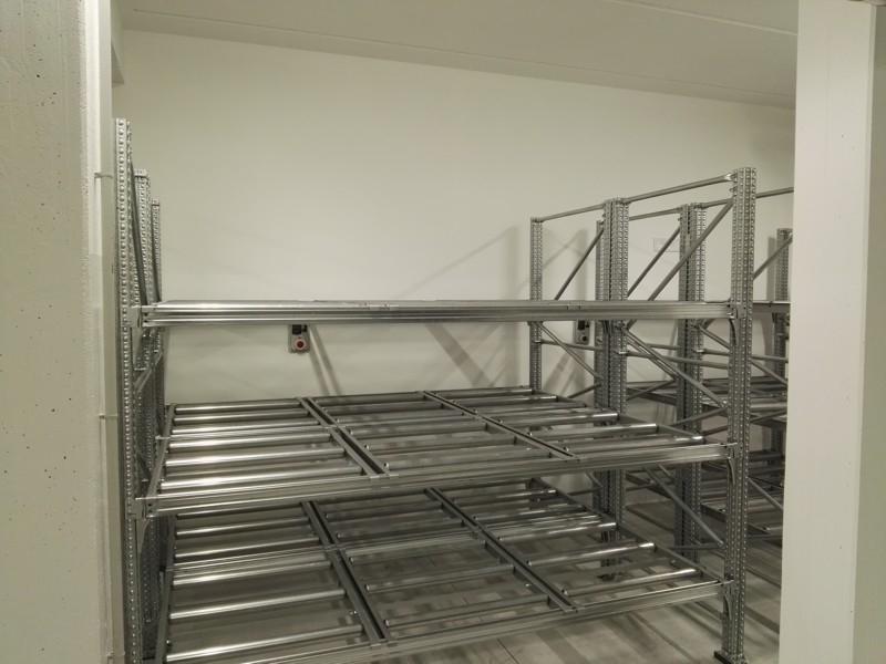 scaffalatura industriale porta pallet 12