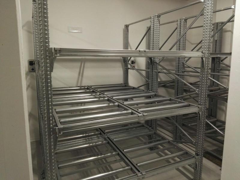 scaffalatura industriale porta pallet 14