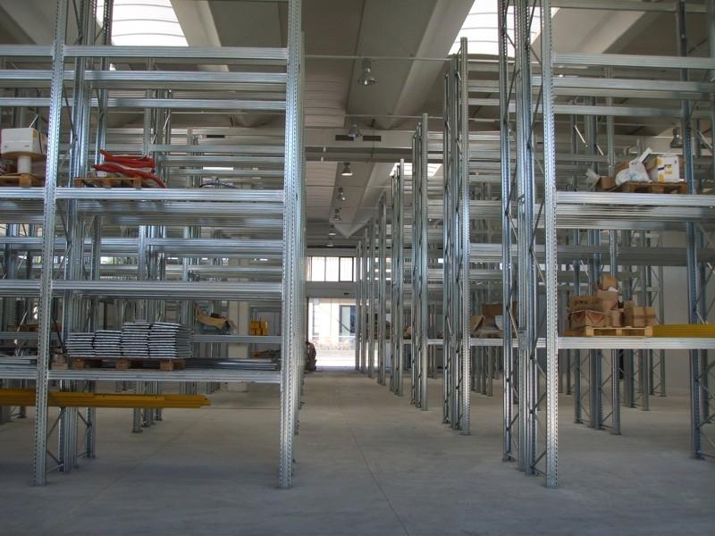 scaffalatura industriale porta pallet  17