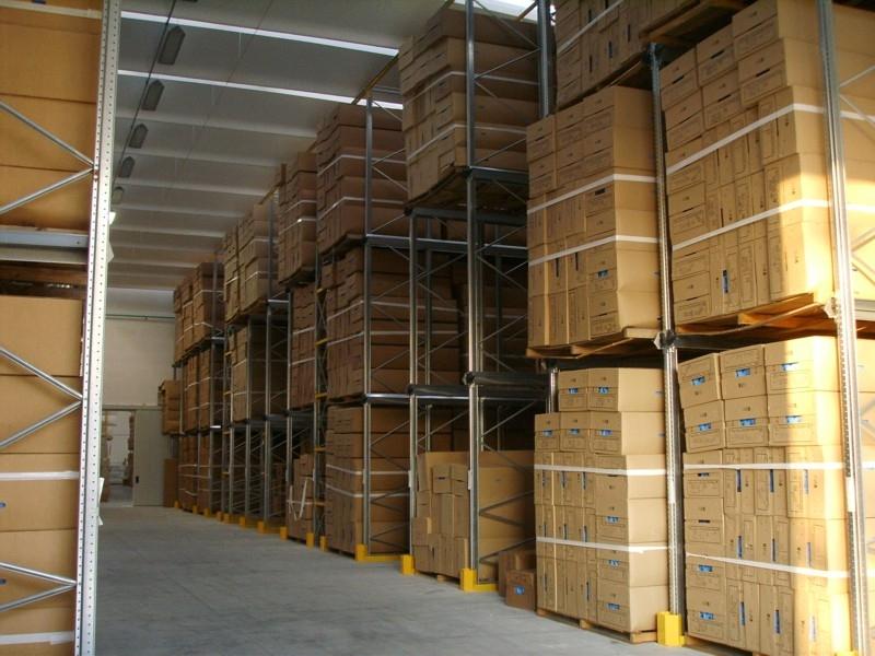 Scaffalatura industriale drive-in 7