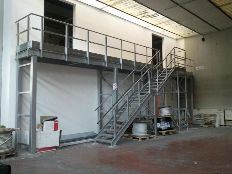 scale industriali da magazzino 5