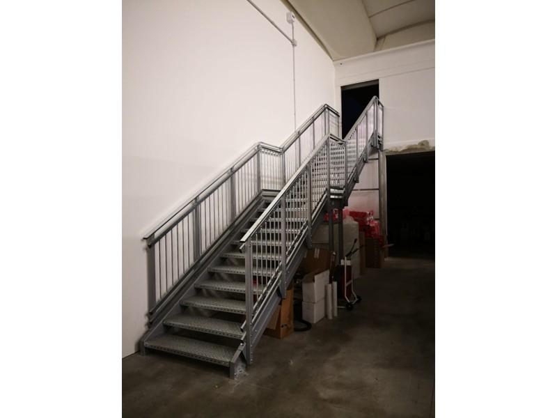 scale industriali da magazzino 13