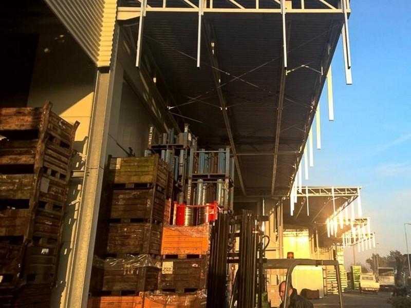 tettoia industriale da esterno 3