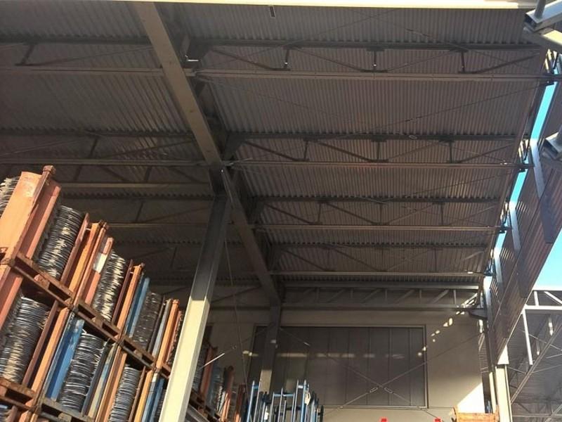 tettoia industriale da esterno 4