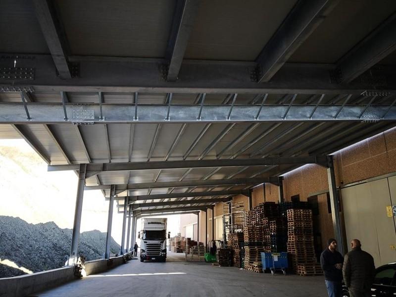 tettoia industriale da esterno 7