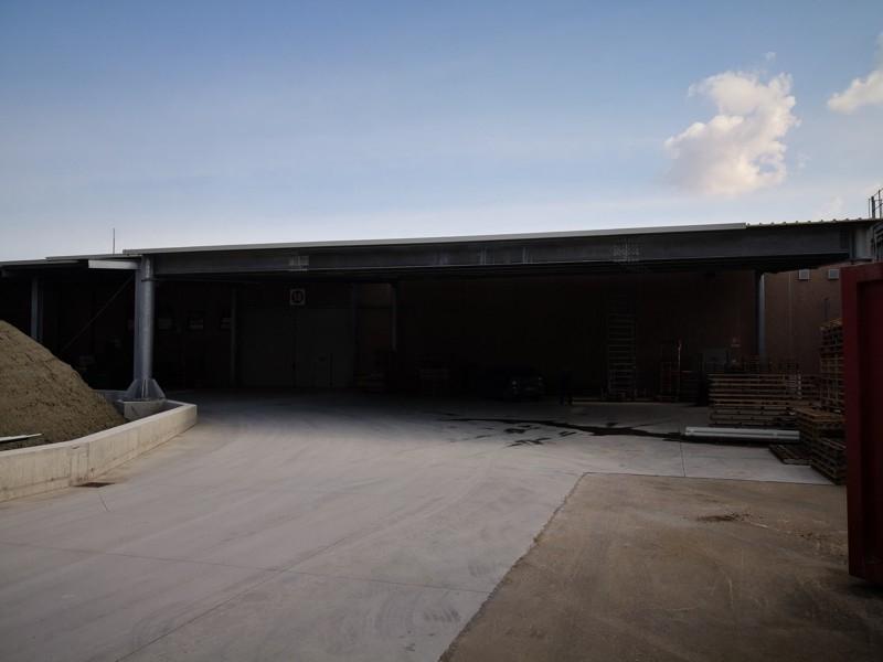 tettoia industriale da esterno 8
