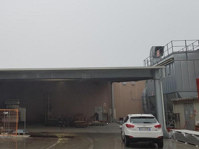 tettoia industriale da esterno 9