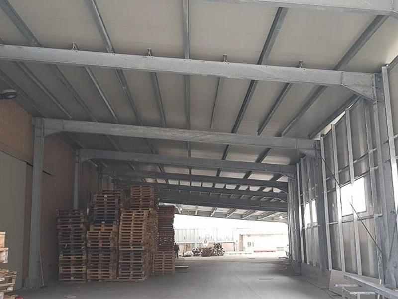 tettoia industriale da esterno 10