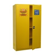 armadio per liquidi infiammabili